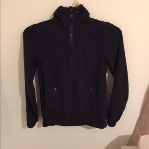 Black Lululemon Light Jacket